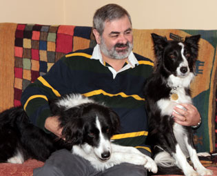 barry eaton and dogs